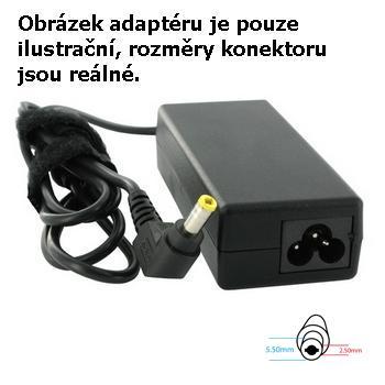 Whitenergy napájecí zdroj 19V/6.3A 120W konektor 5.5x2.5mm 04082 - 04082