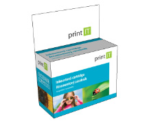 PRINT IT HP CC654AE No. 901XL Black - PI-123