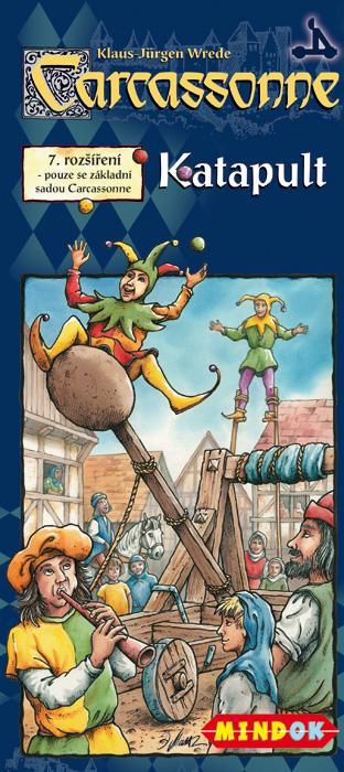 Carcassonne: Katapult (7. rozšíření) - 026