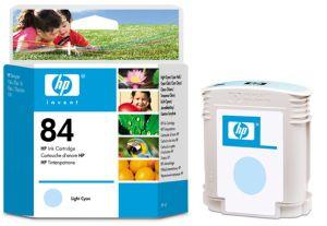 HP No. 84 Light Cyan ink Cartridge pro DSJ x0ps, C5017A - C5017A