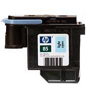 HP No. 85 Light Cyan Printhead pro HP Designjet 30/130, - C9423A