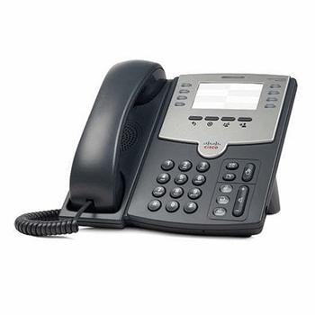 Cisco SPA501G, 8-line VoIP telefon, PoE, PC port, SIP - SPA501G