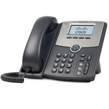 Cisco SPA502G, 1-line VoIP telefon, display, PoE, PC port, SIP - SPA502G
