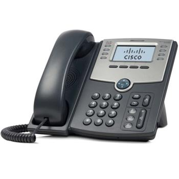 Cisco SPA508G, 8-line VoIP telefon, display, PoE, PC port, SIP - SPA508G