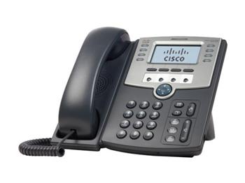 Cisco SPA509G, 12-line VoIP telefon, display, PoE, PC port, SIP - SPA509G