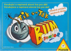 Piatnik - Tik Tak Bum Junior - 7709