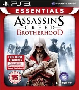 Assassins Creed Brotherhood PS3 - 3307217927043