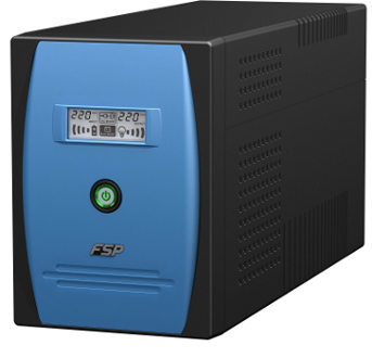 Fortron UPS FSP EP 2000, 2000 VA, line interactive - PPF12A0307