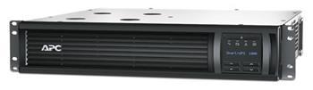 APC Smart-UPS 1000VA LCD RM 2U, 700W, hloubka 457 mm - SMT1000RMI2U