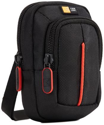 Case Logic DCB302K, klasické pouzdro na fotoaparát malé s kapsou černé - CL-DCB302K