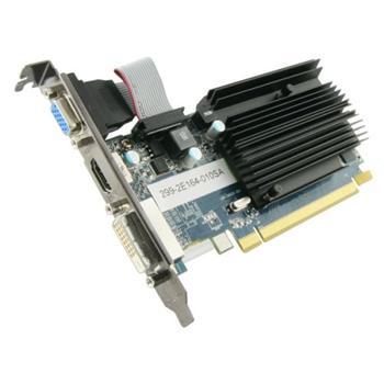 Sapphire HD 6450, 1GB DDR3, DVI, HDMI, D-Sub, PCI-Express - 11190-02-20G