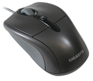GIGABYTE Myš M7000, Optical, USB, 1600/800 DPI - GM-M7000