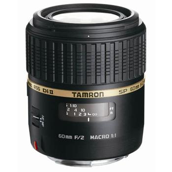 TAMRON SP AF 60mm F/2.0 Di-II pro Canon LD (IF) Macro 1:1 - G005E