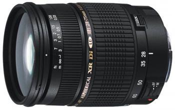 TAMRON AF SP 28-75mm F/2.8 Di pro Canon XR LD Asp. (IF) Macro - A09E