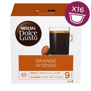 Nescafé Dolce Gusto Espresso Intenso Grande 16 ks - 12128828