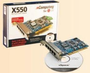 LG Síťová karta k network monitoru - X550.AL