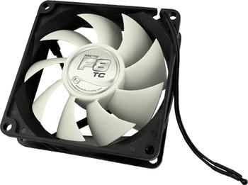 Arctic-cooling Arctic Fan F8 TC, 80x80x25mm - ARCTIC FAN F8 TC