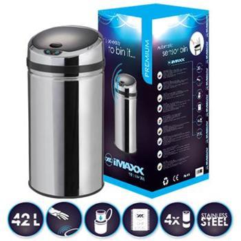 HiMAXX senzorový odpadkový koš Premium 42L - Premium 42L