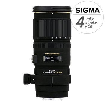 SIGMA 70-200/2.8 APO EX DG OS HSM Canon - 14027100