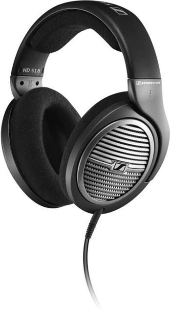 Sennheiser HD 518 otevřená sluchátka - 504629