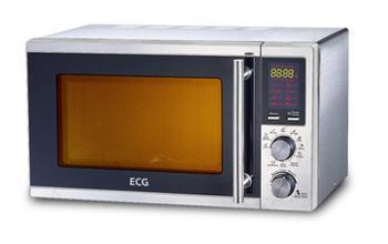 ECG MTD 205 SS, mikrovlnná trouba - MTD 205 SS