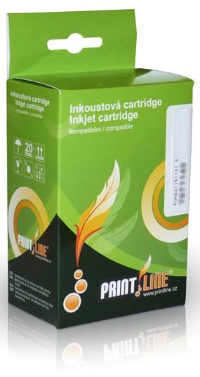 PRINTLINE kompatibilní cartridge s Epson T071240, cyan, čip - PLCE05