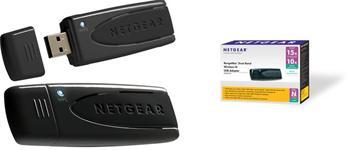 NETGEAR DUAL BAND WiFi-N USB, WNDA3100-200PES - WNDA3100-200PES