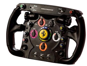Thrustmaster Volant Ferrari F1 pro PC a PS3 - 2960729