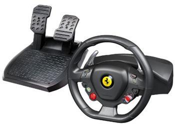 Thrustmaster Sada volantu a pedálů Ferrari 458 Italia pro Xbox 360 a PC - 4460094