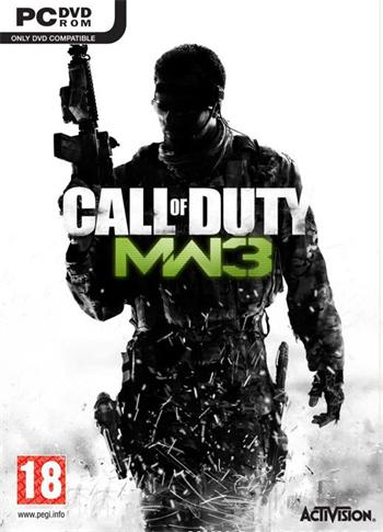CALL OF DUTY: MODERN WARFARE 3 - 33373CZ