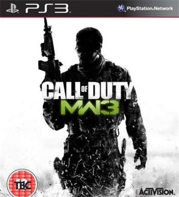 CALL OF DUTY: MODERN WARFARE 3 PS3 - 84205UK