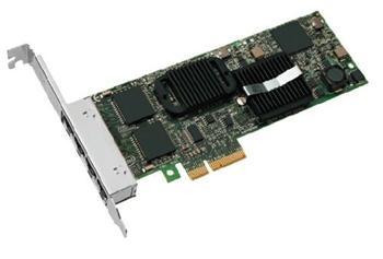 Intel Gigabit ET2 Quad Port Server Adapter - E1G44ET2BLK