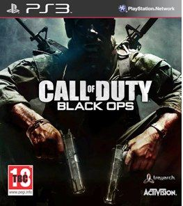 Call of Duty: Black Ops PS3 - CEP30140