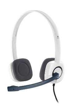 Náhlavní sada Logitech Stereo Headset H150, Coconut - 981-000350 - 981-000350