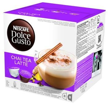 Nescafé Dolce Gusto Chai Tea Latte (8+8ks) - 12130879