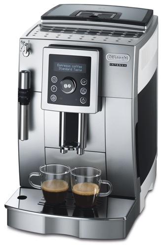 DeLonghi ECAM 23.420.SW Intensa espresso stříbrné - ECAM 23.420.SW
