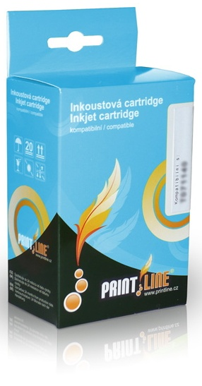 PRINTLINE kompatibilní cartridge s HP 300XL, CC641EE, black - PLCH45