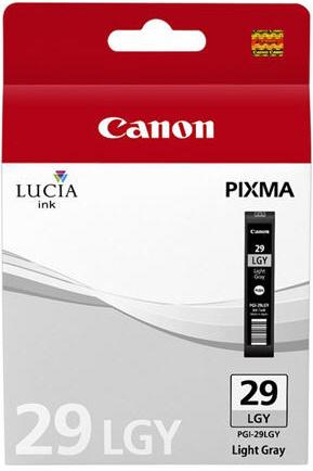 Canon ink. náplň PGI-29 LGY světle šedá pro PIXMA PRO 1 - 4872B001