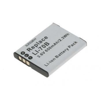 Avacom baterie Olympus Li-70B Li-ion 3.7V 650mAh 2Wh verze 2011 - DIOL-LI70-335N2