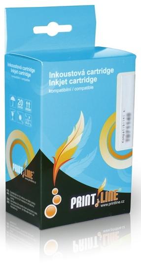 PRINTLINE kompatibilní cartridge s HP 363, C8771EE, cyan - PLCH02