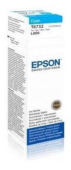 Epson T6732 Cyan ink 70ml pro L800 - C13T67324A10
