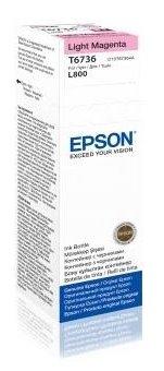Epson T6736 Light Magenta ink 70ml pro L800 - C13T67364A10