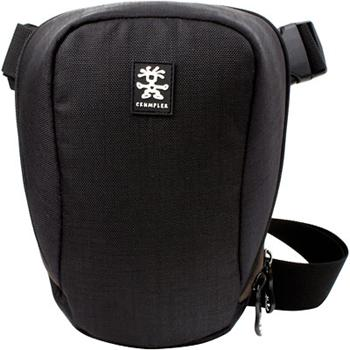 Crumpler Quick Escape 400 - dull black - QE400-001