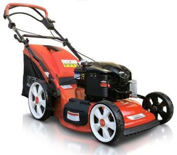 GTM 500 SP4 SC H - travní sekačka s benzinovým motorem, pojezdem a 4 rychlostní převodovkou - GTM 500 SP4