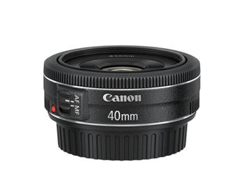 Canon EF 40mm f / 2.8 STM - 6310B005