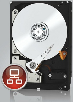 WD Red WD20EFRX 2TB HDD 3.5'', SATA/600, 24x7, NASware™ - WD20EFRX