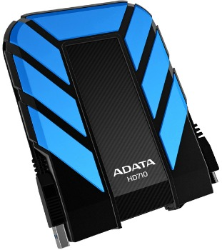 A-DATA HD710 1TB 2.5'' USB 3.0 modrý - AHD710-1TU3-CBL