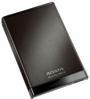 A-DATA NH13 1TB 2.5'' USB 3.0 černý - ANH13-1TU3-CBK