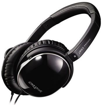 Creative, AURVANA LIVE! konektor 3.5mm, náhlavní sluchátka - 51EF0060AA001
