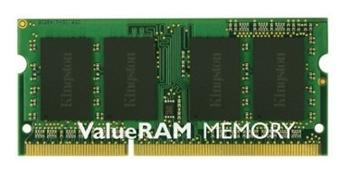 Kingston 4GB 1600MHz DDR3 CL11 SODIMM SR X8 - KVR16S11S8/4